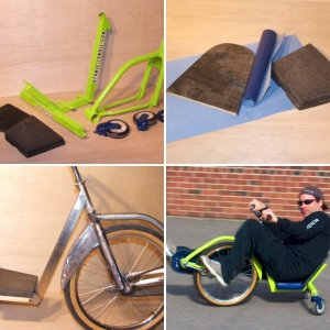 SpinCycle DIY Stunt Trike