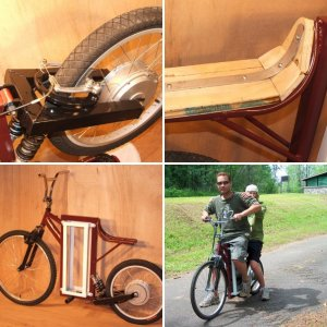 LongRanger DIY Electric Bike